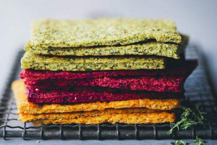 Video: Fitness zeleninový chléb: Brokolicový, Mrkvový a Řepný