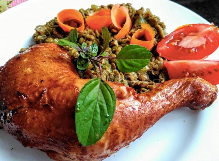 Perfektní kuřecí stehna s chutí debrecínských párků recept