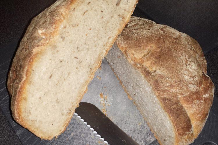 Domácí chléb – jako Šumava