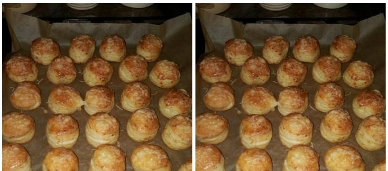 Sýrové pagáčiky pro líných: Smíchejte, vykrojte a máte volno recept