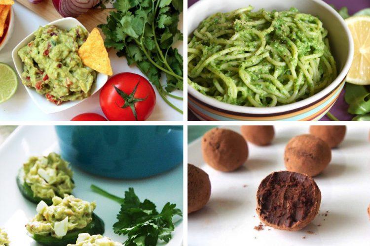 14 nejoblíbenějších receptů s avokádem