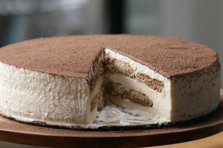 Video: Lahodný krémový tiramisu cheesecake