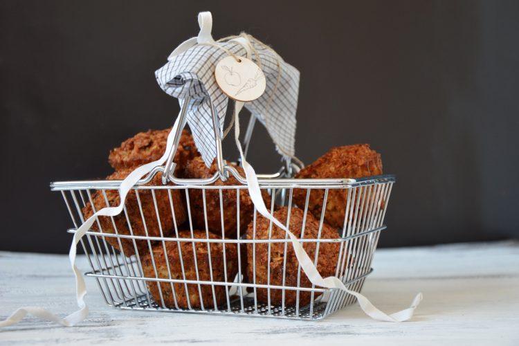 Mrkvovo-jablkové muffiny (bez mouky)