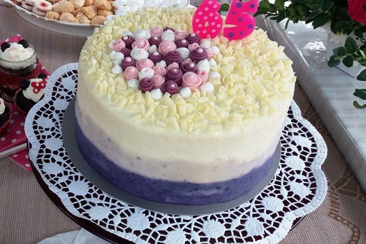 Ombre dort s překvapením na řezu