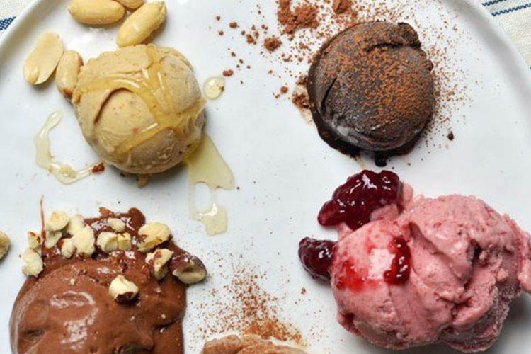 Zdravá fitness zmrzlina z jediné ingredience + 5 variant