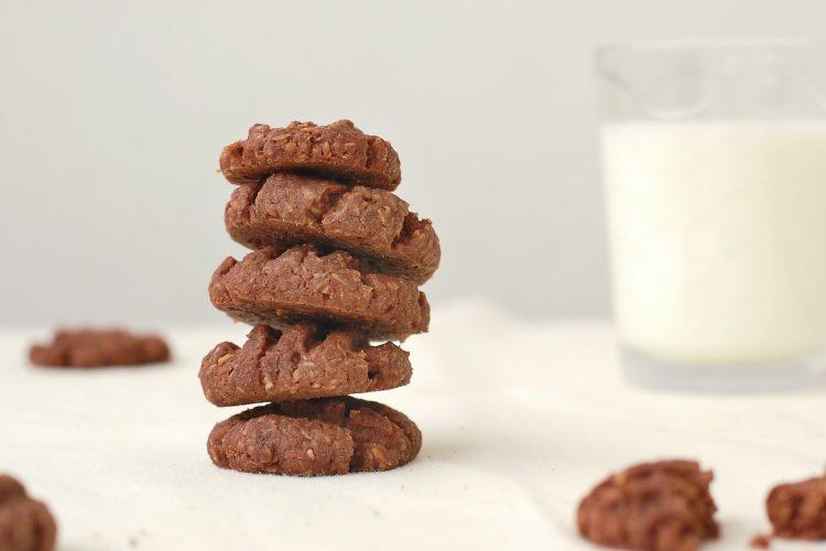 Domácí koka sušenky pro celiaky