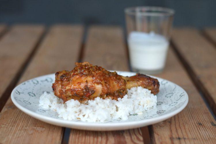 Super pálivé kuře