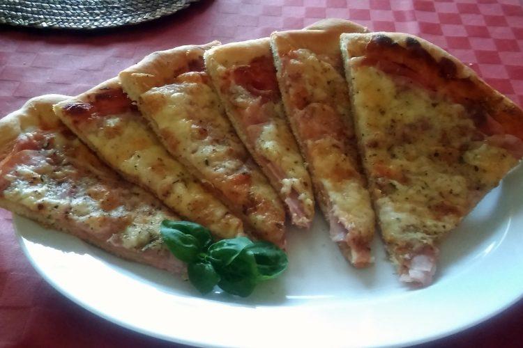 Pravá domácí pizza