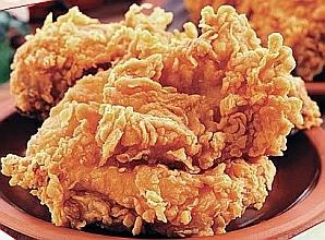 Domácí KFC kuře