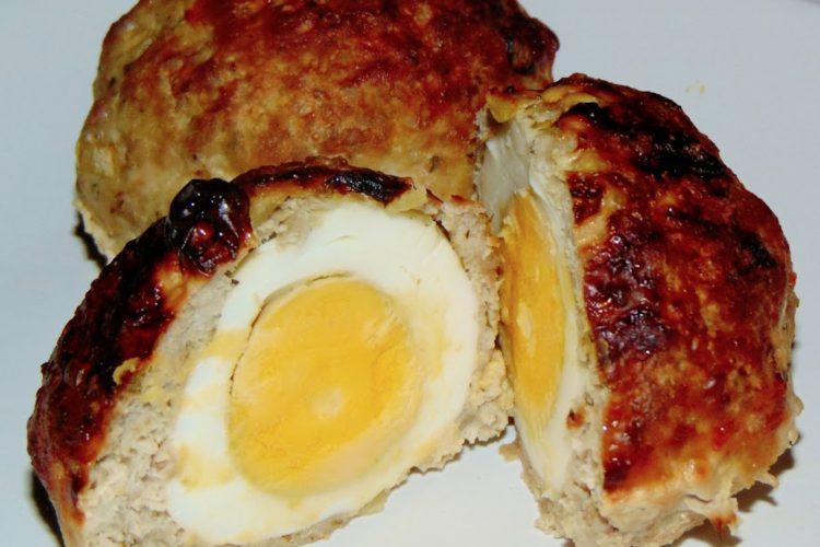 Paleo pštrosí vejce