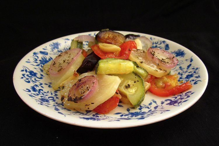 Briam – zelenina pečená na grécky spósob