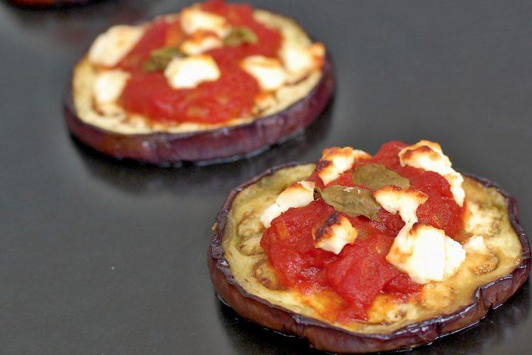 Lilkovo-rajčatové minipizzy