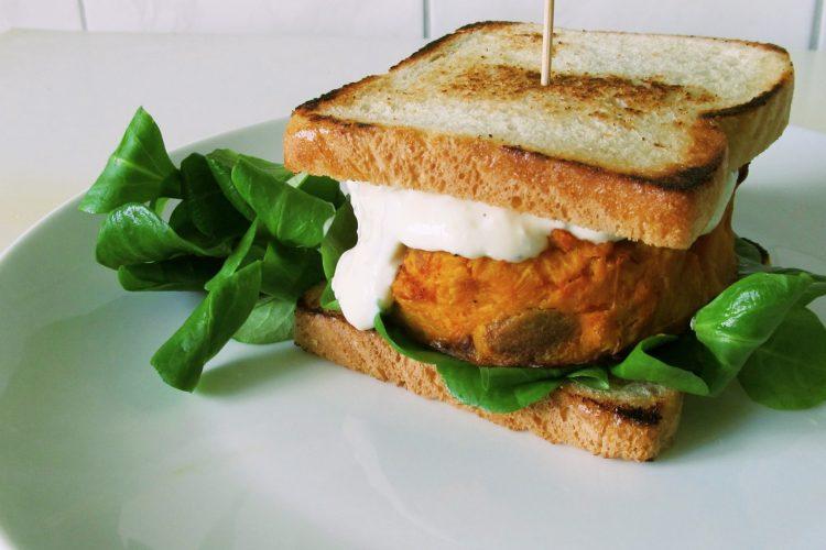 Dýňový sendvič