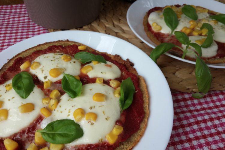 Zdravé pizzy z quinoy