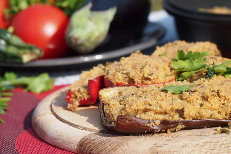 Mix gratinované zeleniny