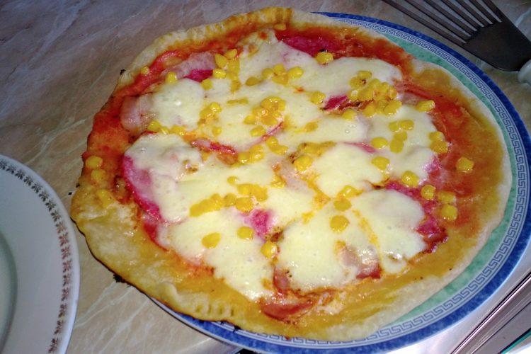 Pizza z pánve