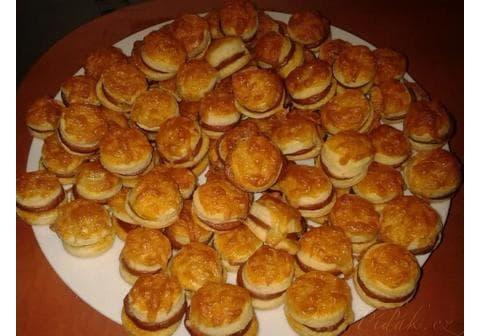 Klobáskové koláčky