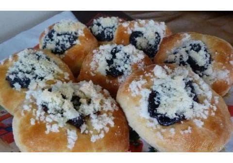 Moravské koláče – výborné mäkké cesto