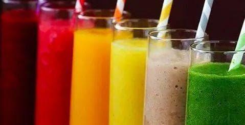 10 receptů na Smothies – ovocné šťávy jsou vynikající pro vaše tělo