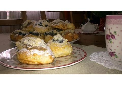 Hanácké koláčky