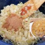 Falešné zelňáky – pšeničné placky plněné zelím
