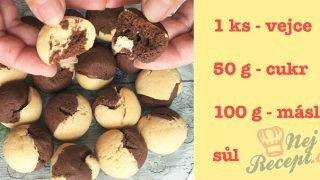 Křehké a rychlé domácí sušenky připravené za pár minut