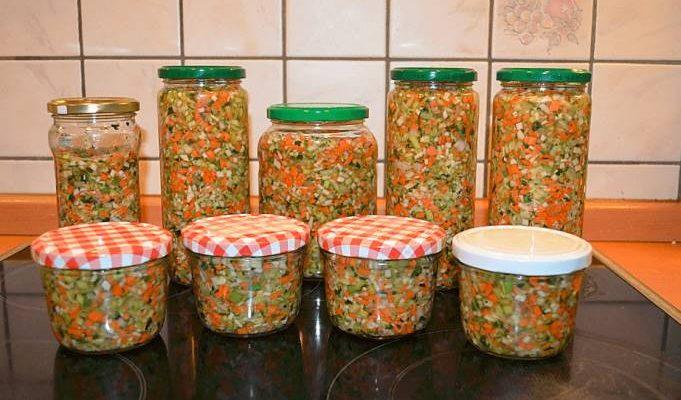 Najchutnejšia: Solená zelenina do vývarov, polievok a omáčok, za 30 minút máte zásoby na celý rok, bujóny a dochucovadlá nepotrebujete recept