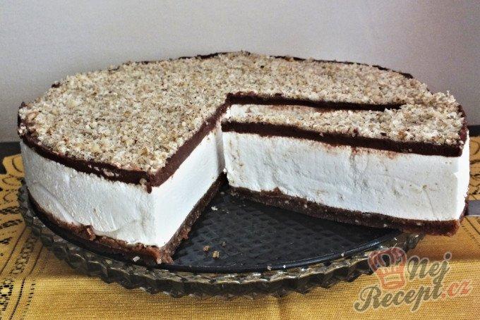 Fenomenální nugátový cheesecake