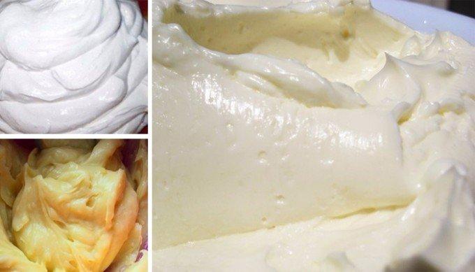 8 tipů na nejjednodušší krémy do sladkých dezertů