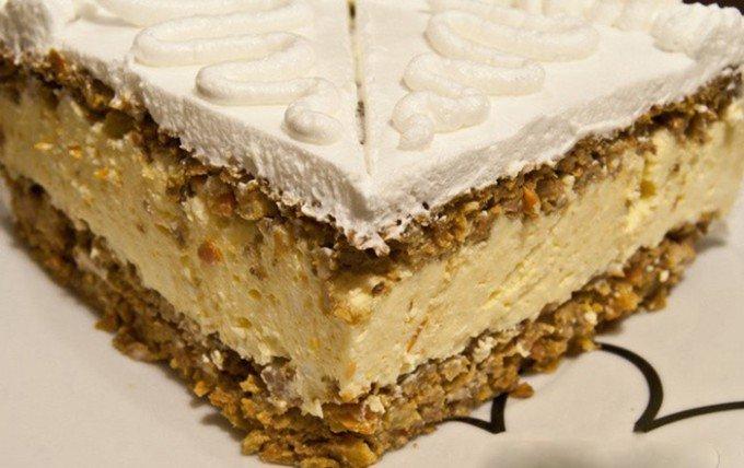 Famózní zaječí dort