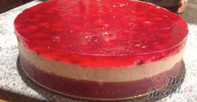 Výborný višňový koláč (Fotorecept)