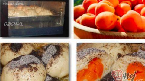 Babiččiny ovocné (v mém případě meruňkové) knedlíky
