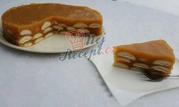 Falešný jablečný dort
