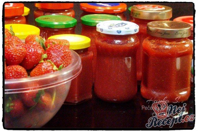 Fantastická jahodová marmeláda, hotová do půl hodinky
